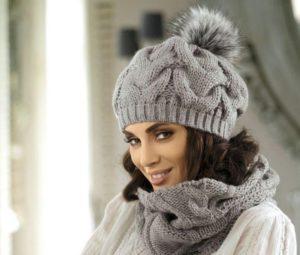 Выбор материалов для вязания шапки