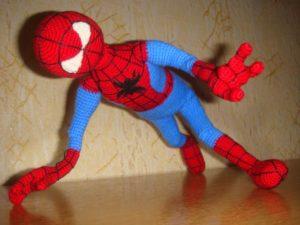 Игрушка «Человек-паук»