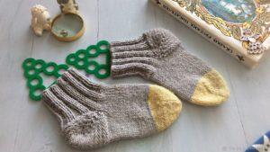 Как сделать оригинальные носочки