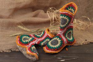 Основы вязания носков