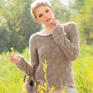 Пряжа для женского свитера