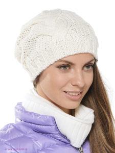 Схема вязания модной шапки Wayworn